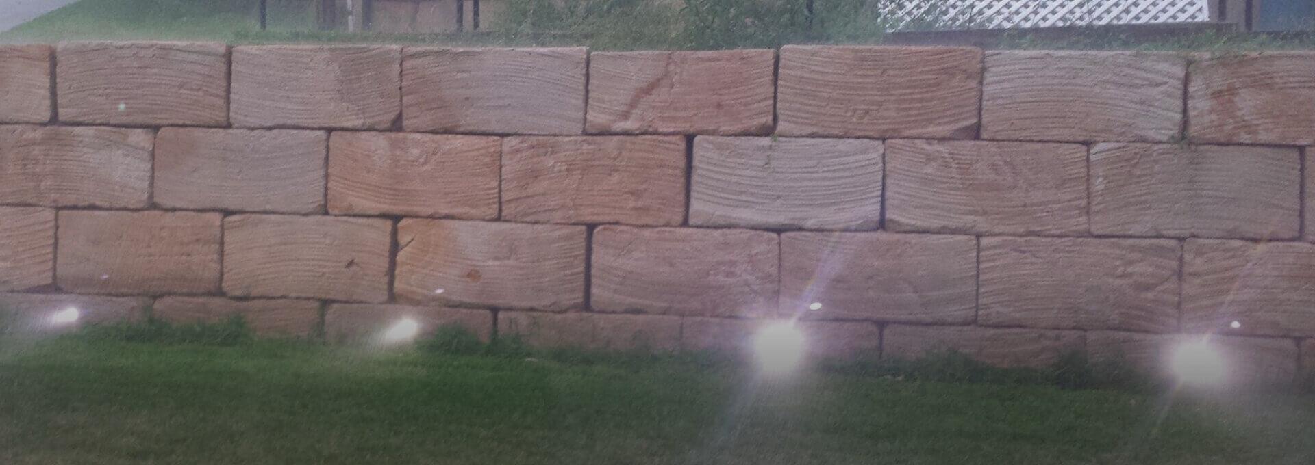 Sandstone Masonry Walls and Architecture Brisbane Rock Sales