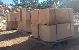 Sandstone Steps & Stepping Stones