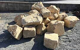 Sandstone Blocks & Boulders