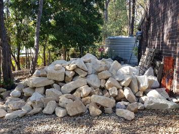 Landscaping rocks brisbane