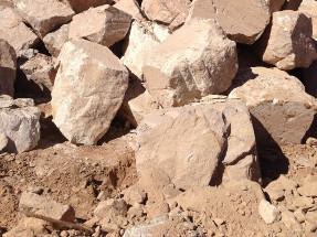 Random Boulders Hammered