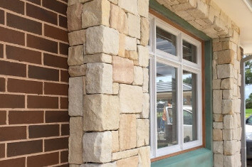 Sandstone Cladding Full