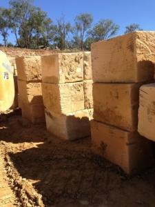 Desert Stone Brick