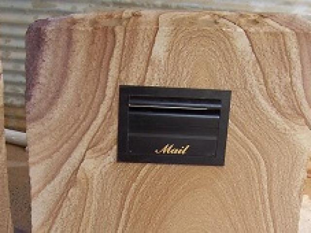 Sandstone Letterboxes & Mailboxes