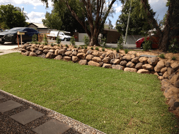 Brisbane Rock Sales Bush Rock Garden 2