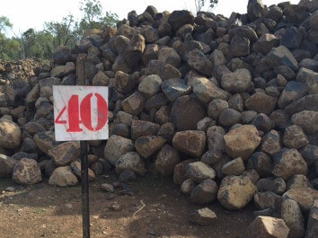Sandstone Bush Rocks|Basalt|Black Stone|Brisbane Rock Sales