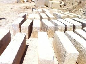 Brisbane sandstone step