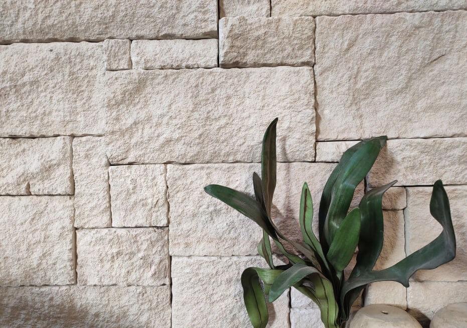 Sandstone Cladding Colonial White Brisbane