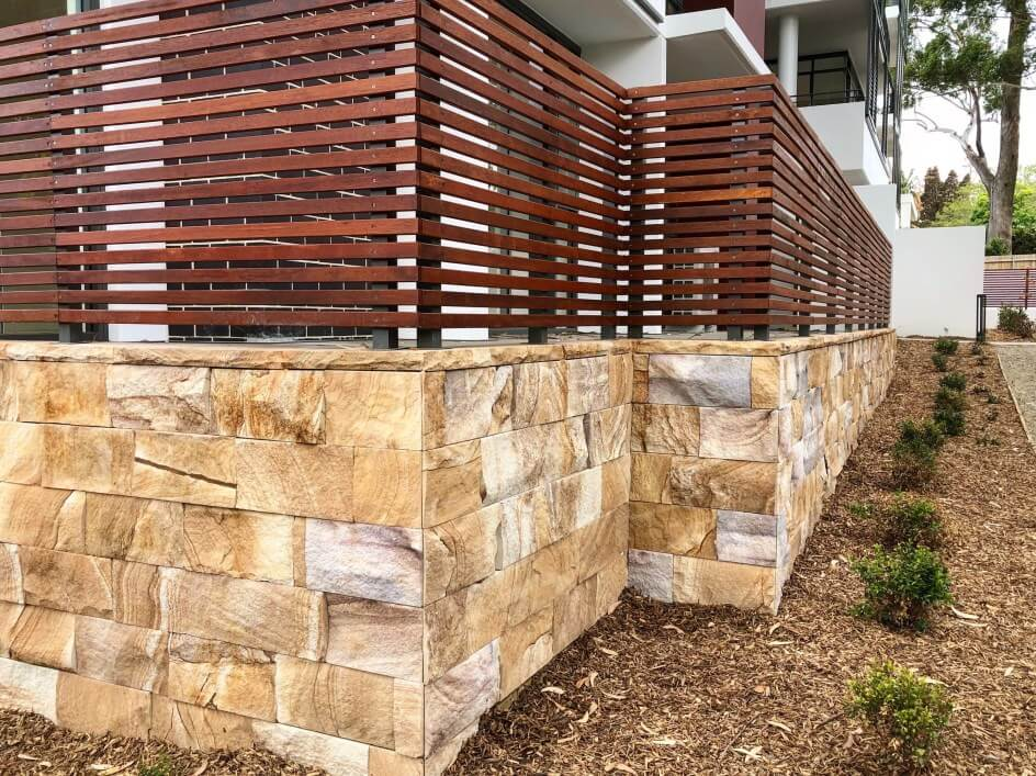 Sandstone Cladding Kirra Ranch Brisbane